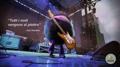 "Abraca Lab - ""Tutti i nodi vengono al plettro"" -Jimi Hendrix- www.abracalab.com"