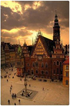 Guida di Wroclaw Braslavia Informazioni su Wroclaw Breslavia Visitare