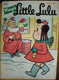 Lulu /holidays/christmas comic