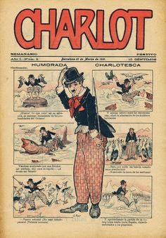425 números de la serie regular más al menos tres revistas especiales fuera de esta ordenación. Esta fue la prolífica vida de 'Charlot' durante sus ocho años de publicación. Textos moralizantes, cuentos o chistes gráficos se sucedían en sus 12 páginas con el público infantil como objetivo.