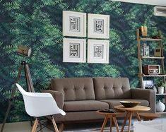 tropical design wallpaper for kictchen Living Room, Removable Wallpaper, Room, Dinning Room, Tropical Design, Wallpaper, Wallpaper Living Room, Self Adhesive Wallpaper, Designer Wallpaper