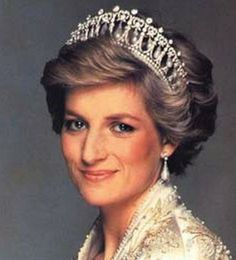 Diana Spencer (1961 - 1997). Princess of Wales from 1981 to 1997. She married Charles, Prince of Wales, and had two sons. They divorced, and she died in a tragic car accident in France.