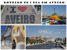 Aveiro é, para mim, uma das cidades mais bonitas de Portugal e, no entanto, não sei por que, deixada de lado por muitos turistas. Um grave erro! Chamada de Veneza portuguesa por conta dos canais (n...