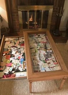 Check out ideas for what to do with old ticket stubs and playbills at vivid seats. from ticket stub displays to playbill binders, we've got your craft Concert Ticket Display, Concert Tickets, Theater Tickets, Ticket Card, Ticket Stubs, Playbill Display, Vivid Seats, Cute Boyfriend Gifts, Coffee Crafts