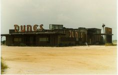 The Dunes was located at the point intersection where the road to Ocean City and Somers Point converged with Longport Blvd. in Egg Harbor ...