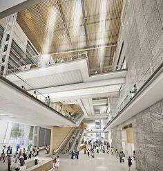 Rudolf Esterhuyse, Architecture, SVA Convention Centre, Cape Town, Opera House, Architecture, Building, Interior, Space, Google Search, Arquitetura