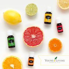 So hard to pick a favorite citrus essential oil!