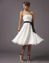 chiffon bridesmaids dresses