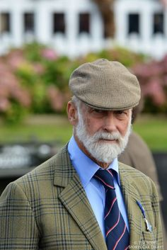 Prince Michael of Kent at 2014 Goodwood Revival