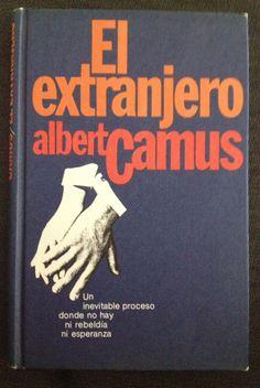 El extranjero, Camus