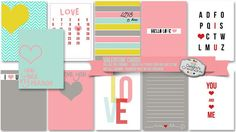 Valentine Cards by Debora's Creations (CU)