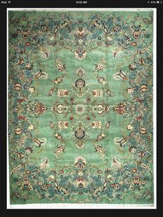 Gorgeous Wool Rug