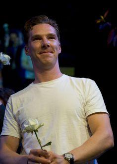 Benedict Cumberbatch — karin-woywod: 20140531 - Hay On Wye - Hay...
