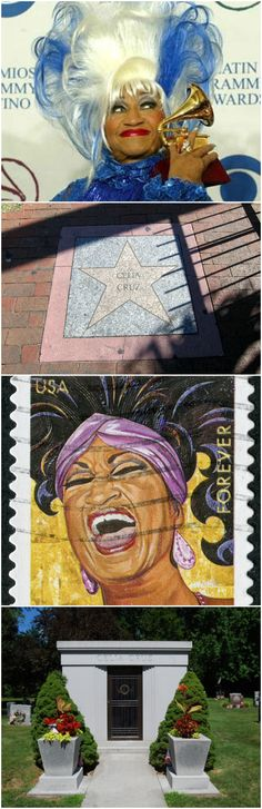 Celia Cruz - The Queen Of Salsa
