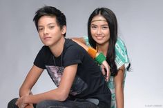kathniel growing up King Of Hearts, Blue Hearts, Daniel Padilla, Kathryn Bernardo, Growing Up, Queen, Style, Swag, Outfits