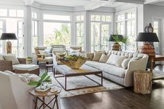 Fresh & Friendly Beach House Makeover