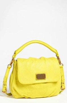 Bright & gorgeous Marc by Marc Jacobs Shoulder Bag!  OMG, please be a present for me on my B'day or Christmas!!!!
