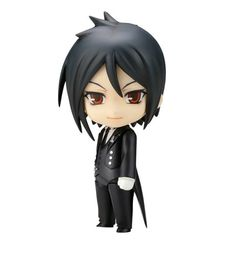 Black Butler Nendoroid Sebastian Michaelis (non-scale PVC & ABS painted action figure)