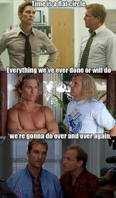 Matthew McConaughey Confirms He Won't Be Back For True Detective Season 2