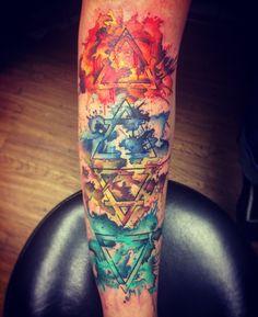 4 elements tattoo picture at tattoo pinterest tattoo tatting and tatoo. Black Bedroom Furniture Sets. Home Design Ideas