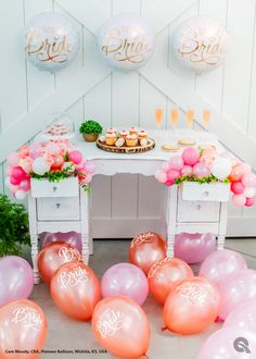 Search thousands of Qualatex latex balloons, Microfoil®, and Bubble Balloon® in trendy colors and designs. Accessories for the balloon professional. Bubble Balloons, Bubbles, Balloon Decorations, Wedding Decorations, Qualatex Balloons, Team Bride, The Balloon, Trendy Colors, Best Day Ever