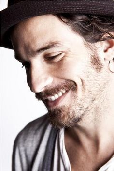 Santiago Cabrera ( Chilean Actor ) very cute. On Heroes and on Dexter.