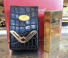 S. T. DUPONT LIGHTER Compatible Lighter by STUNNINGCOLLECTIBLES