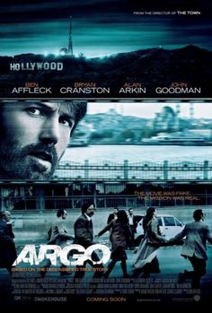 Book Chick City | Reviewing Urban Fantasy, Paranormal Romance & Horror | FRIDAY FILM REVIEW: Argo (2012) (click for review)