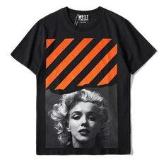 Marilyn Monroe T-Shirt - DISXENT trending men clothing and t-shirt from our store and get up to off. You will not find this rare clothing in any other store, so grab this Limited Time Discount Now! T Shirt Designs, Shirt Print Design, Tee Design, T Shirt Print, Marilyn Monroe T Shirts, Printed Shirts, Tee Shirts, Tees, Shirt Style