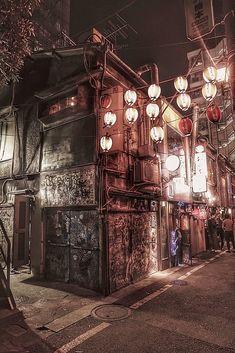 Nombei Yokocho Shibuya by Greg Tokyo