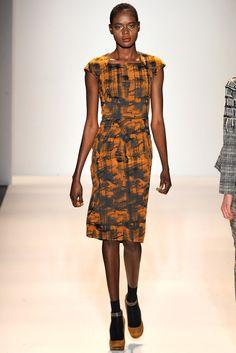 Lela Rose Fall 2012 Ready-to-Wear Fashion Show