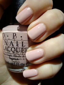 Short 'n Chic: OPI Miso Happy With This Color