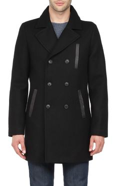 Soia Kyo - Wallace Classic Wool Coat