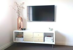 Tv Stand Ikea kallax