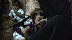 Dure réalité pour les enfants syriens dans les camps de réfugiés   Conflit syrien : onde de choc au Moyen-Orient   ICI.Radio-Canada.ca