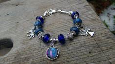 Doctor Who TARDIS Charm Bracelet