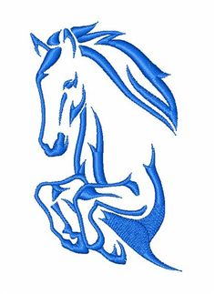 Horse Head Embroidery Designs, Machine Embroidery Designs at Embroider… Horse Head Drawing, Horse Drawings, Animal Drawings, Free Machine Embroidery Designs, Hand Embroidery Patterns, Embroidery Jewelry, Horse Outline, Horse Stencil, Horse Tattoo Design