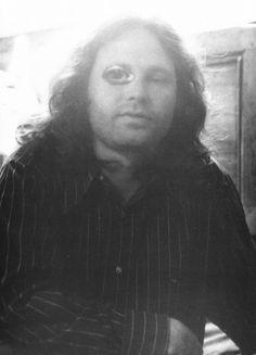 Photo of #JimMorrison, #Paris 1971 © Hervé Muller #perelachaise