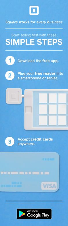 Square Point of Sale - Accept all major credit cards with no surprise fees and get paid fast.