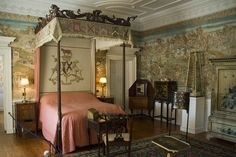The Chinese Bedroom, Blickling Hall, Norfolk | Flickr : partage de photos !