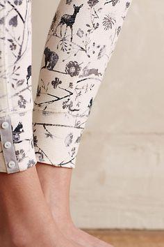 Thermal Leggings - anthropologie.com