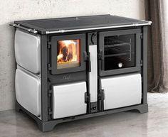 Bosky Chef Vintage F vízteres-tűzhely sütővel / sparhelt Heating Furnace, Stove, Kitchen Appliances, Interior, Vintage, Wood Stoves, Ovens, Fire Places, Kitchens