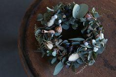 FLEURI (フルリ)| ドライフラワー dryflower リース wreath ブーケ ユーカリ 木の実