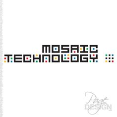 Logo for Mosaic Technology Cape Town, South Africa