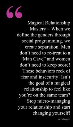 Magical Relationship Mastery - Connect with your Soul .. before that can occur, you must first make the right choice about disconnecting from the negative people and behaviours which are preventing you from connecting with your Soul. You can't Dance to the beat of your own drum; much less hear it, if its being stifled by an orchestra of bad musicians and a symphony of toxic behaviour .. This quote courtesy of @Pinstamatic (http://pinstamatic.com)