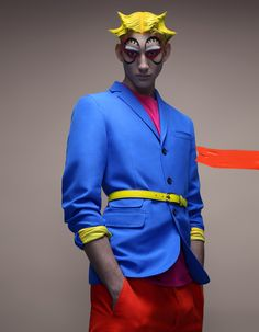 """""""COLOUR CODED"""" for VISION magazine (China) May by Paco Peregrín."""