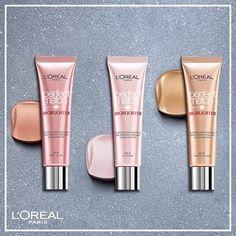 #newin Perfect Match Highlighter in 3 Nuancen.  #lorealparis #highlighter #glowy #makeup