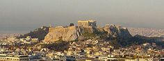 """An acropolis (Greek: ἀκρόπολις; from akros or akron, """"highest"""", """"topmost"""", """"outermost"""" and polis, """"city""""; plural in English: acropoles, acropoleis or acropolises) is a settlement, especially a citadel, built upon an area of elevated ground—frequently a hill with precipitous sides, chosen for purposes of defense."""