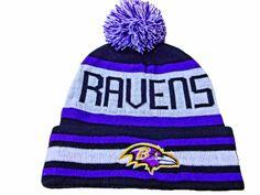 NFL Baltimore Ravens Beanies (1) , cheap wholesale  $6.9 - www.hatsmalls.com