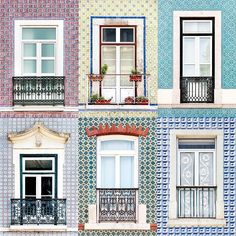 Windows of the World - Lisbon Portugal